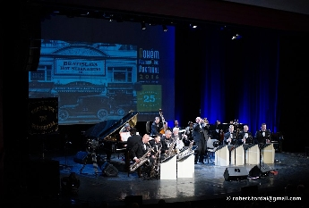 Bohém Ragtime Jazz Festival 2016